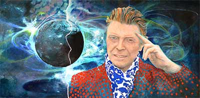 David Bowie Big Black Star
